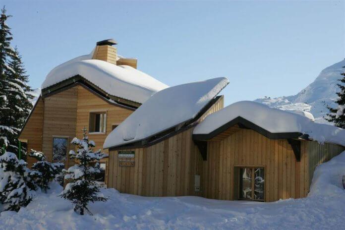 Luxe wintersport in Avoriaz: Chalet Alaya voor 16 personen met wellness