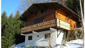 Chalet Le Jocondien: wintersportchalet voor 10 personen in Morzine