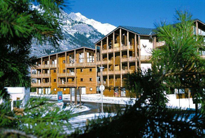 Les Balcons de la Vanoise: 3* appartementen in La Norma