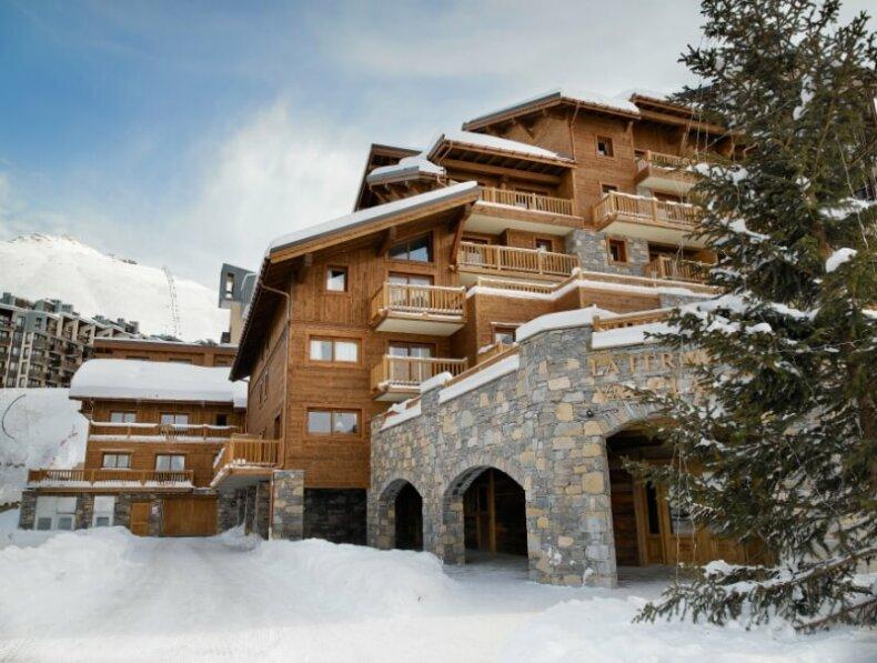 Appartementen in La Ferme du Val Claret in Tignes Val Claret © Snowtime