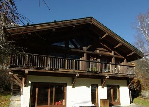 Chalet Eole in Chamonix