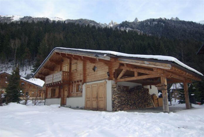 Wintersport in Chamonix: Chalet Macha voor 10 personen