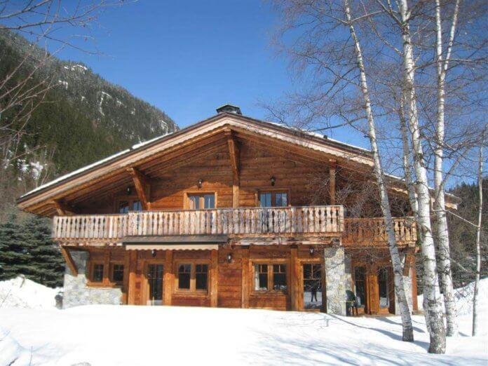 Chalet Perseverance: wintersport chalet in Chamonix voor 12 personen