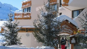 Hotel des Trois Vallées in Val Thorens
