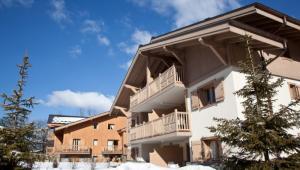 Wintersport – Samoëns – Chalet-appartement CGH Résidence La Reine des Pres – 2-4 personen