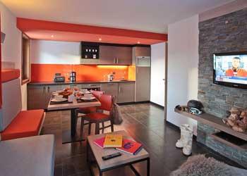 appartement in Montana Plein Sud