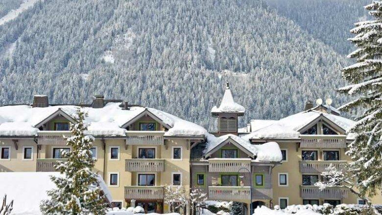 La Ginabelle: 4* appartementen met zwembad en wellness in Chamonix