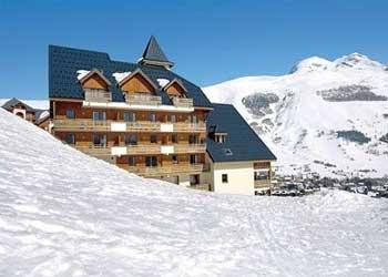 Appartementen in Les Deux Alpes: Résidence Le Prince des Ecrins
