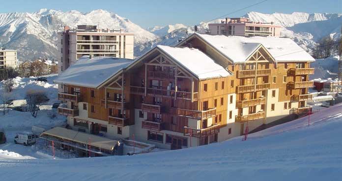 appartementen Les Hauts de Comborciere in La Toussuire