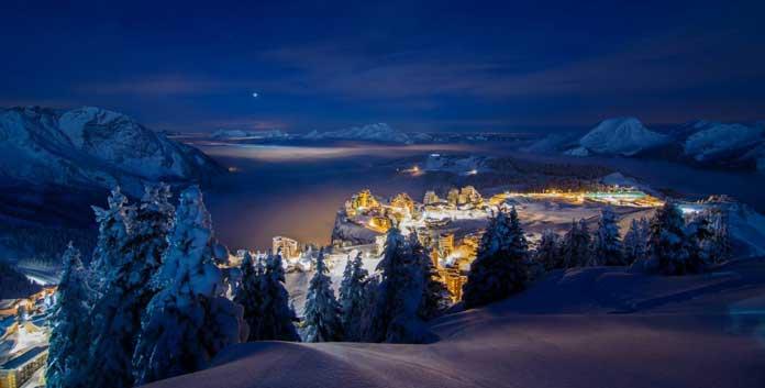 après-ski Avoriaz © Thibaut Loubère/Avoriaz