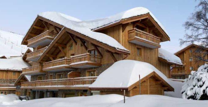 CGH Le Cristal de l'Alpe in Alpe d'Huez © Chalet.nl