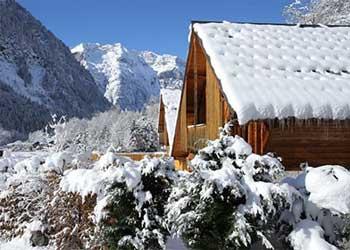 Chalet La Lauze bij Les Deux Alpes