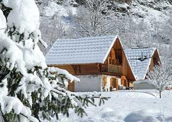Chalet Le Pleynet met sauna in Les Deux Alpes