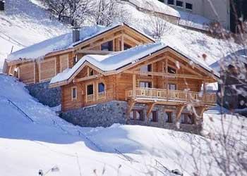 Chalet Leslie Alpen in Les Deux Alpes