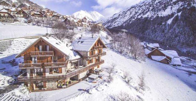 Chalet Saskia © Ski Peak