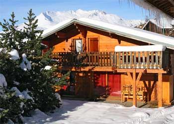 Chalet Soleil d'Hiver in Les Deux Alpes