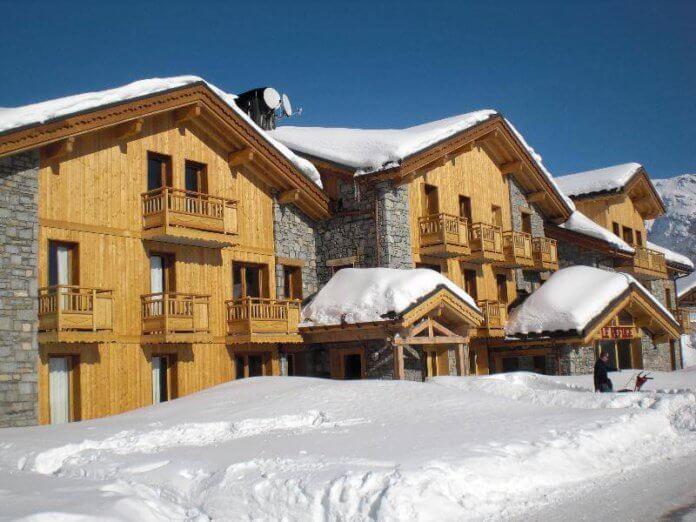 Chalet-appartement Le Refuge in La Rosière © Snowtime.