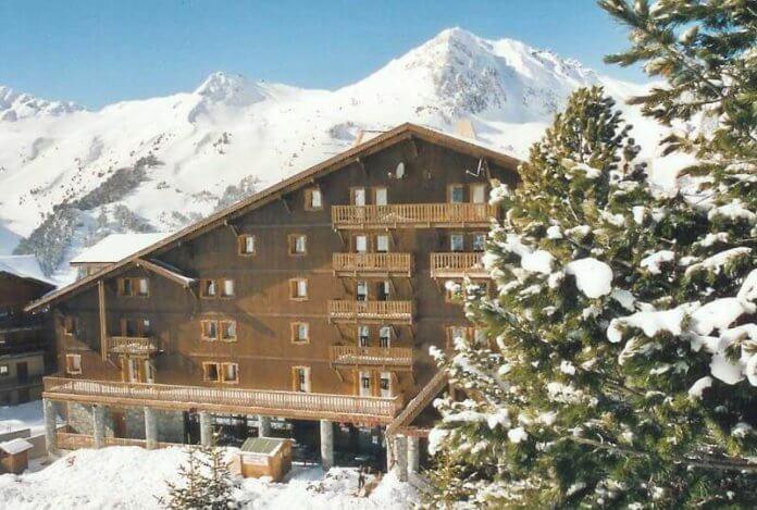 Chalet Les Altitude in Les Arcs © Snowtime