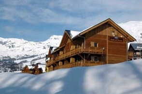 appartementen Chalets d'Arvan 1 in Saint Sorlin d'Arves