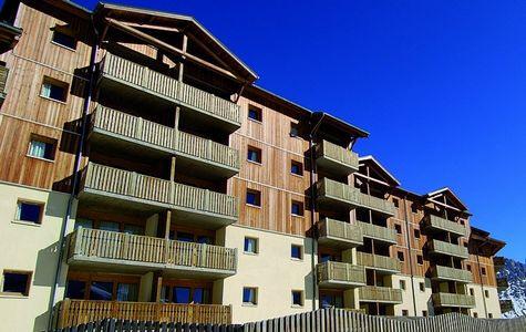 3* appartementen Les Toits du Dévoluy in Superdevoluy