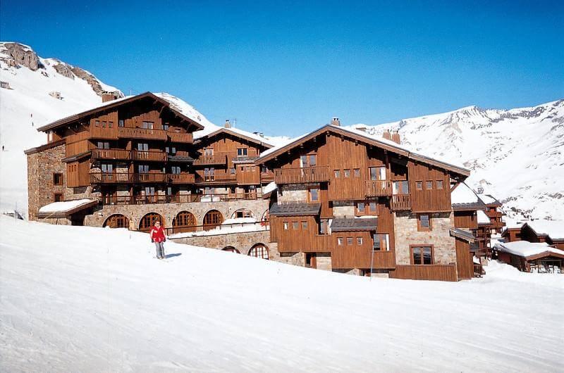 Wintersport – Tignes Le Lac – Chalet-appartement Village Montana