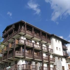 Résidence Les Sports: voordelige 3* appartementen in Val Cenis