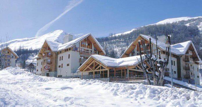 Résidence Les Chalets du Galibier (LaGrange Prestige): luxe appartementen in Valloire