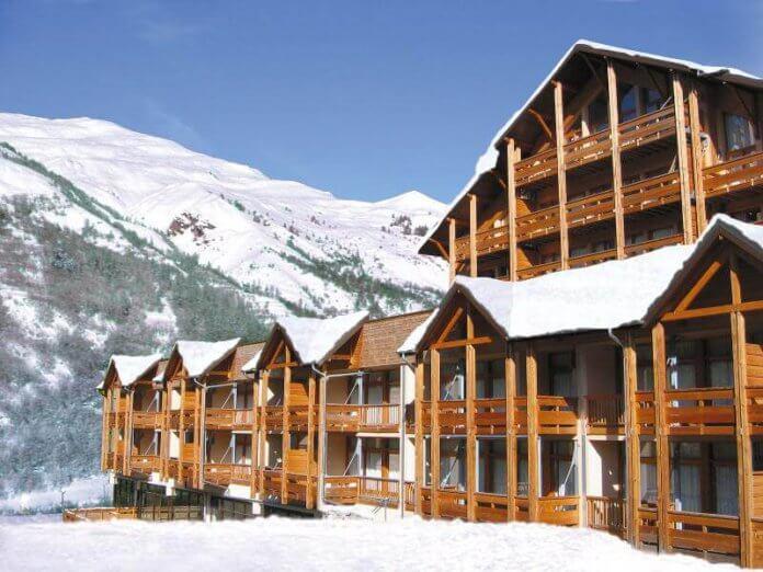 3 sterren appartementen Résidence Le Hameau de Valloire