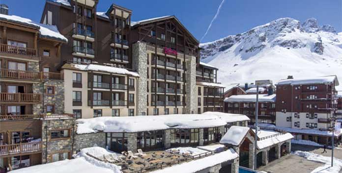 3* Hotel Club Belambra Diva in Tignes Val Claret