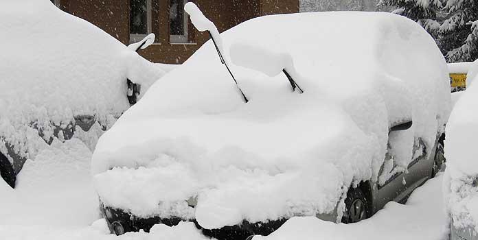 Tips: veilig autorijden in de sneeuw