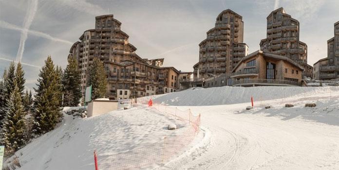 Luxe wintersport in Avoriaz: 5 * appartementen L'Amara