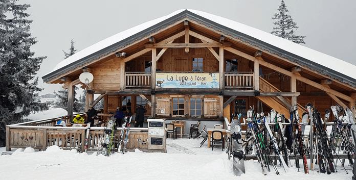 La Luge à Teran © WintersportFrankrijkGids.nl
