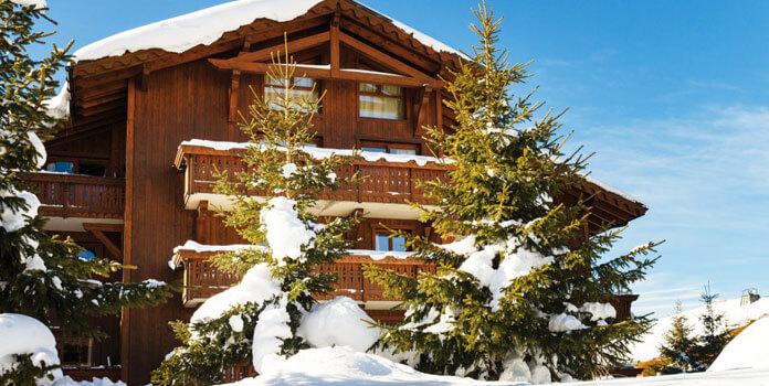Wintersport Les Saisies: Résidence Le Village des Lapons (LaGrange Prestige)