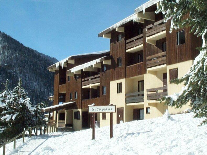 3* Appartementen in Résidence Les Campanules in La Norma