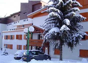 Résidence Edelweiss: appartementen in het centrum van Les Deux Alpes