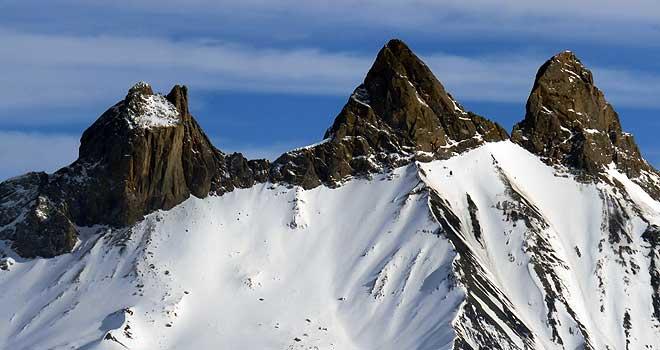 Les Aquilles d'Arves © WintersportFrankrijkGids.nl