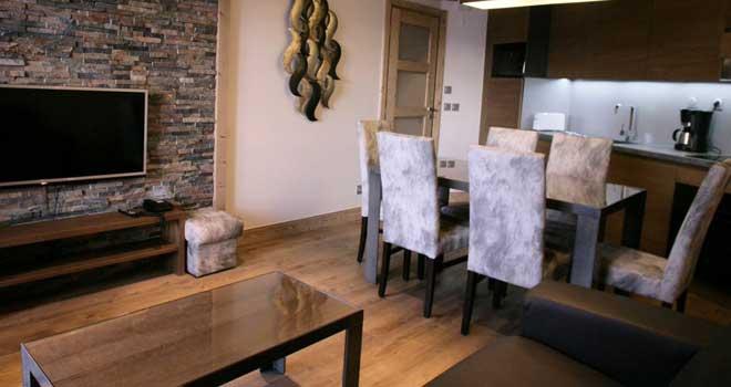 Luxe appartementen in Koh-I Nor