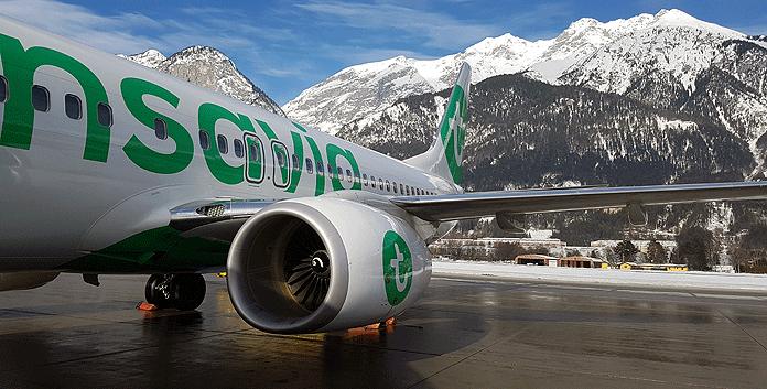 Vlieg snel en comfortabel met het vliegtuig naar de wintersport in Frankrijk. © WintersportFrankrijkGids.nl