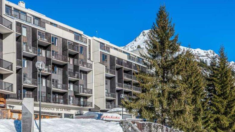 Résidence La Forêt: 3* appartementen in Flaine