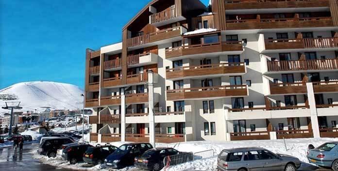 Wintersport Alpe d'Huez – Résidence Odalys Le Christiania
