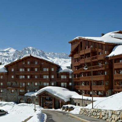 Chalet-appartementen Résidence Village Montana in Tignes Le Lac: luxe appartementen 4 – 8 personen