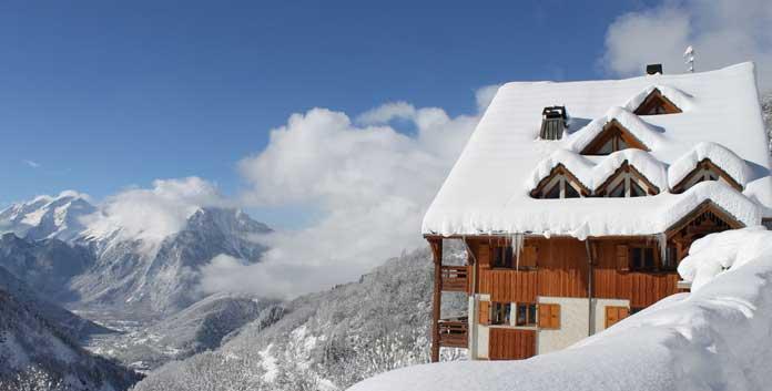Chalet Gentiane in Vaujany © Ski Peak