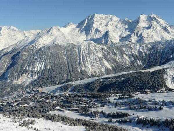 Skiën in Courchevel: wintersport tussen de sterren