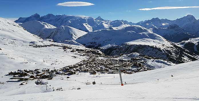 Skigebied Alpe d'Huez: eindeloos skiplezier in de Grand Domaine