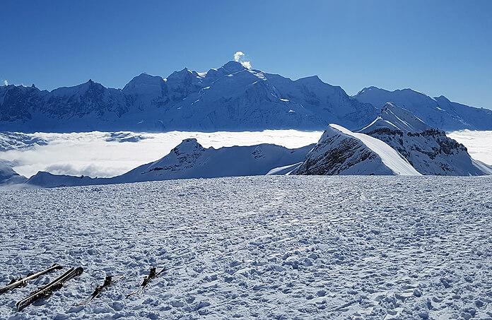 Wintersport in de krokusvakantie in Frankrijk © WintersportFrankrijkGids.nl