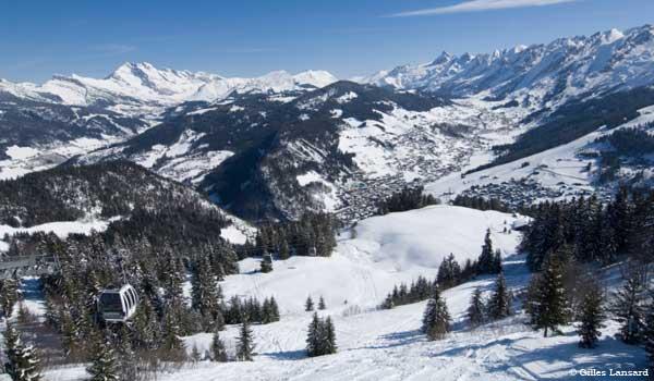 Skigebied La Clusaz