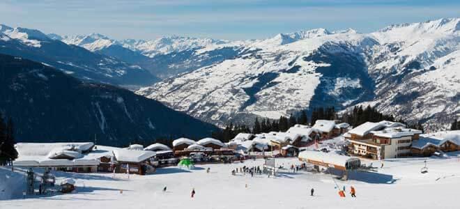 Skiën in La Rosière (skigebied Espace San Bernardo)