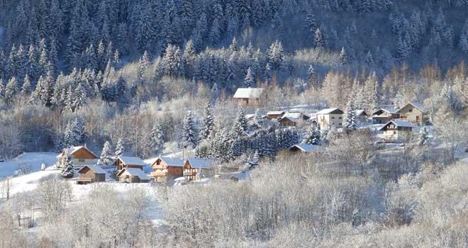 skigebied Les Bottières