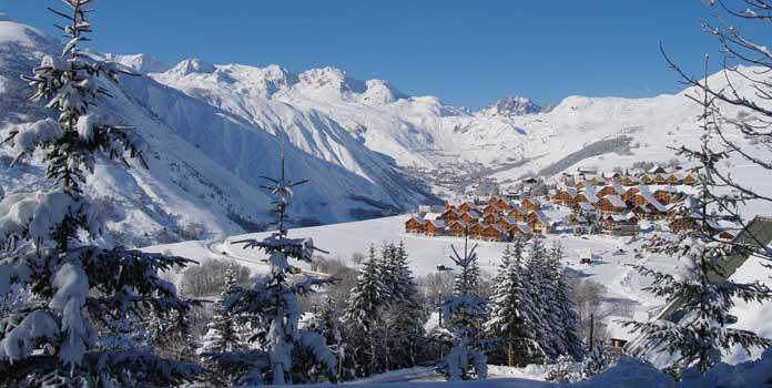 Skigebied Saint-Jean d'Arves