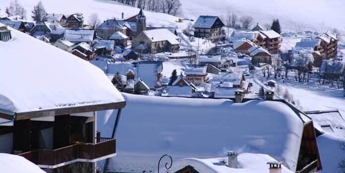 Skigebied Saint Sorlin d'Arves
